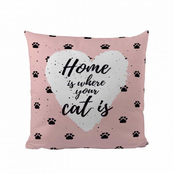 Cat Love - Designer Cushion