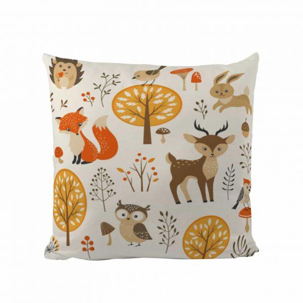 Forest Friends - Designer Cushion