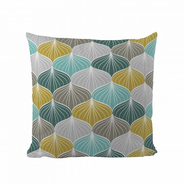 Fish Tails - Designer Cushion