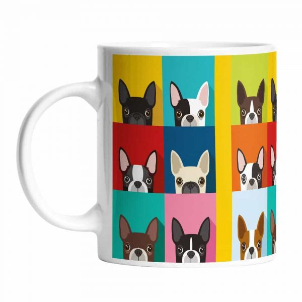 Frenchie - Designer Ceramic Mug