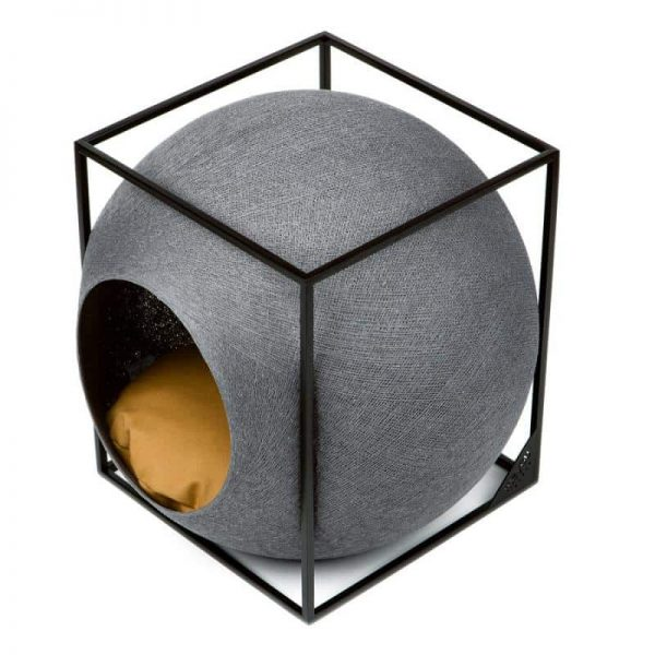 Meyou Paris - Dark Grey Cube