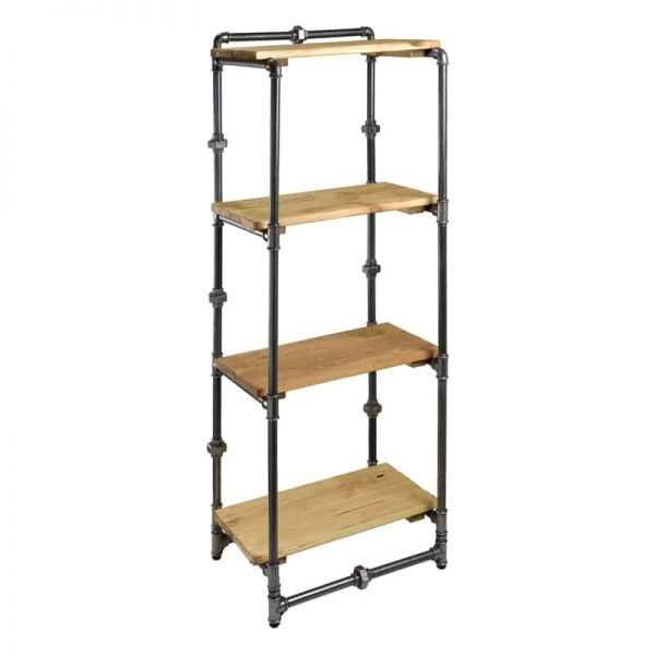 PIPE Bookcase - Shelving Unit / Medium