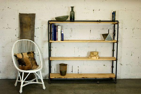 PIPE Bookcase - Shelving Unit / Large