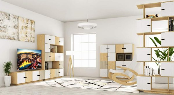 PIX Shelf - Shelving Unit